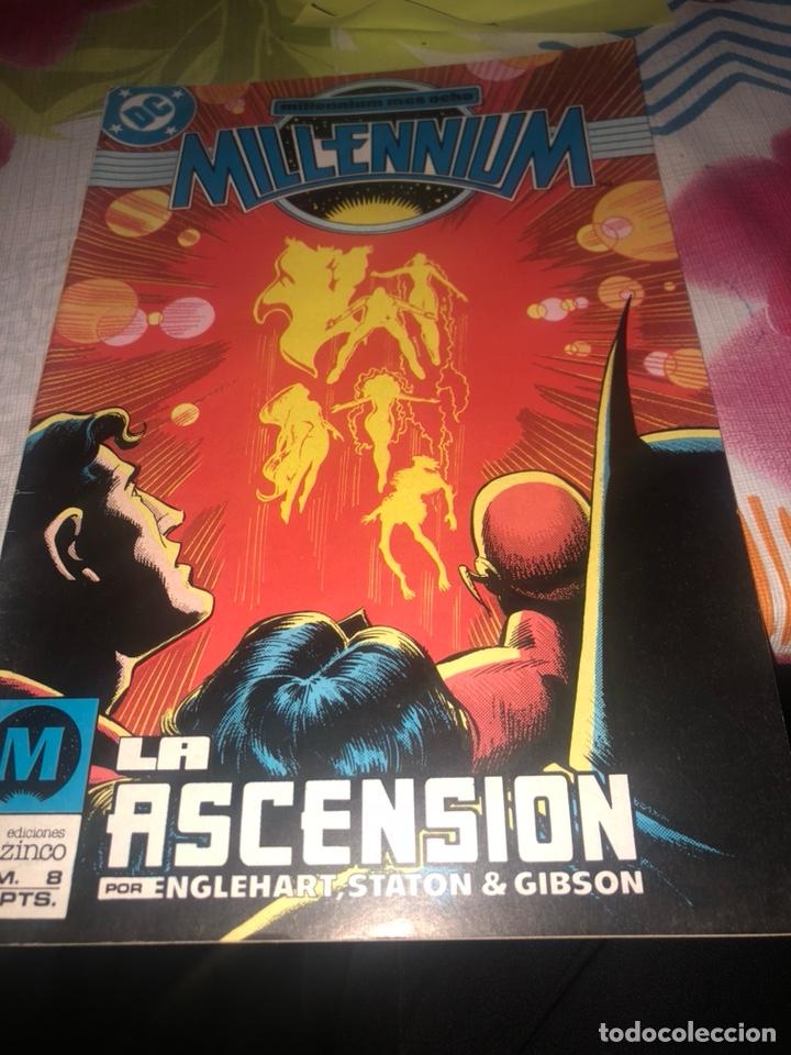 Cómics: Lote de 8 cómics, especial Millenium - Foto 8 - 224786737