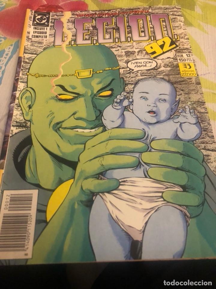 Cómics: Lote de 3 cómics DC legión - Foto 3 - 224787408