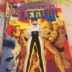 Cómics: LOTE DE 3 CÓMICS DC LEGIÓN. Lote 224787408