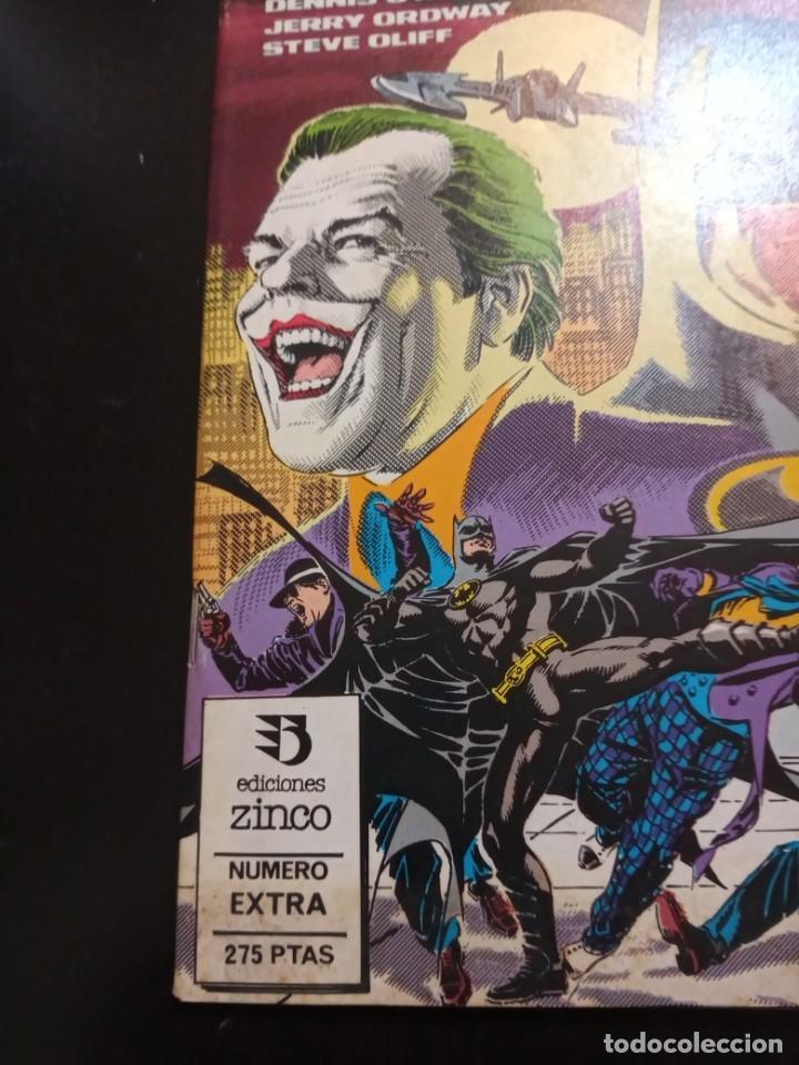 Cómics: Batman : Adaptación del Film de Warner Bros - Foto 2 - 222093275