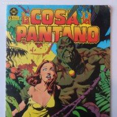 Cómics: LA COSA DEL PANTANO Nº 8 / ED. ZINCO. Lote 224997506
