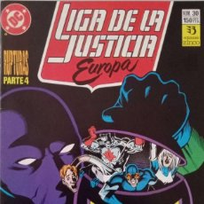 Comics : LIGA DE LA JUSTICIA EUROPA (NUM. 30). Lote 225114525