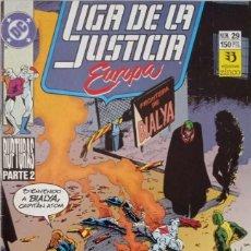 Comics : LIGA DE LA JUSTICIA EUROPA (NUM. 29). Lote 225114592
