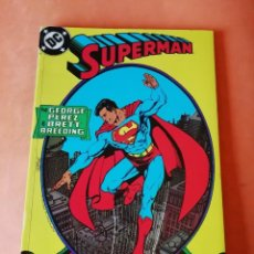 Cómics: SUPERMAN. GEORGE PEREZ. RETAPADO Nº 23. EDICIONES ZINCO. Nº 71 AL 75. Lote 225118120