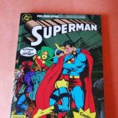 Cómics: SUPERMAN. JOHN BYRNE. RETAPADO Nº 14. EDICIONES ZINCO. Nº 26 AL 30.. Lote 225119400