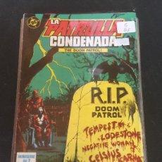 Cómics: ZINCO DC LA PATRULLA CONDENADA NUMERO 5 NORMAL ESTADO. Lote 225125977