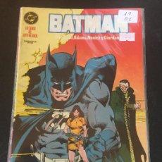 Comics: ZINCO DC - BATMAN NUMERO 19 NORMAL ESTADO. Lote 225129986