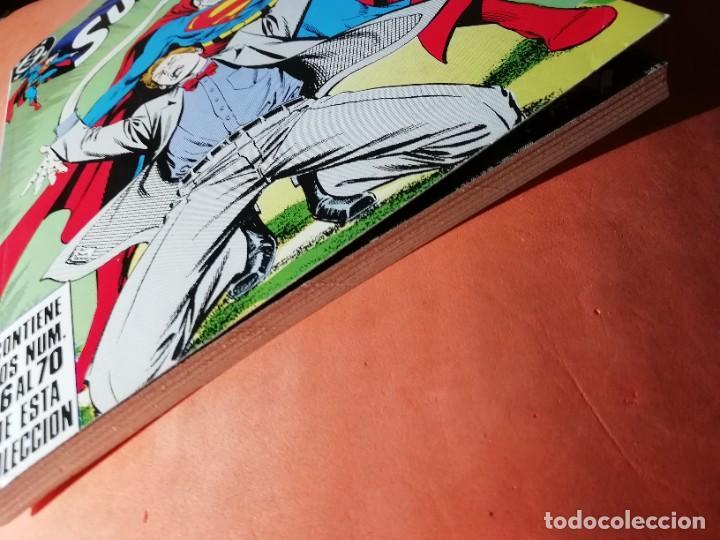 Cómics: SUPERMAN . DC. RETAPADO Nº 22. EDICIONES ZINCO. Nº 66 AL 70 - Foto 4 - 225154940