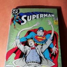 Cómics: SUPERMAN . DC. RETAPADO Nº 22. EDICIONES ZINCO. Nº 66 AL 70. Lote 225154940