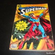 Cómics: SUPERMAN DEL 6 AL 10 TOMO 10. Lote 225526517