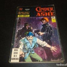 Cómics: CINDER Y ASHE OBRA COMPLETA. Lote 225529865