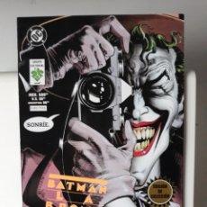 Comics: BATMAN LA BROMA MORTAL (ASESINA) - ALAN MOORE / BRIAN BOLLAND - GRUPO EDITORIAL VID. Lote 225587187