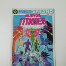 Cómics: CÓMIC NUEVOS TITANES. Lote 225840475