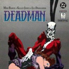 Cómics: DEADMAN, AMOR DESPUÉS DE LA MUERTE, LIBRO 1. Lote 226073575