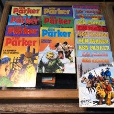Comics : KEN PARKER 1 A 17. COMPLETA - ZINCO 1982 - BONELLI. Lote 226336515
