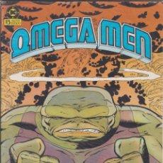 """Cómics: COMIC DC """" OMEGA MEN """" Nº 2 VOL.1 ED. ZINCO FRMTO. REVISTA. Lote 226376735"""