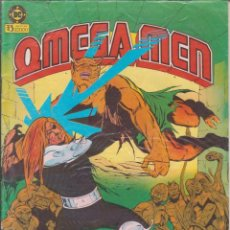 """Cómics: COMIC DC """" OMEGA MEN """" Nº 4 VOL.1 ED. ZINCO FRMTO. REVISTA. Lote 226377392"""