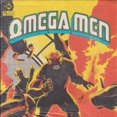 """Cómics: COMIC DC """" OMEGA MEN """" Nº 6 VOL.1 ED. ZINCO FRMTO. REVISTA. Lote 226378255"""