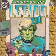 """Cómics: COMIC """" UNIVERSO DC """" Nº 18 ED. ZINCO FRMTO. U.S.A.. Lote 226381095"""