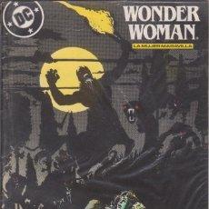 "Cómics: COMIC DC "" WONDER WOMAN "" Nº 14 ED. ZINCO FRMTO. U.S.A.. Lote 226388075"