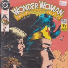 "Cómics: COMIC DC "" WONDER WOMAN "" Nº 32 ED. ZINCO FRMTO. U.S.A. 52 PGS.. Lote 226388485"