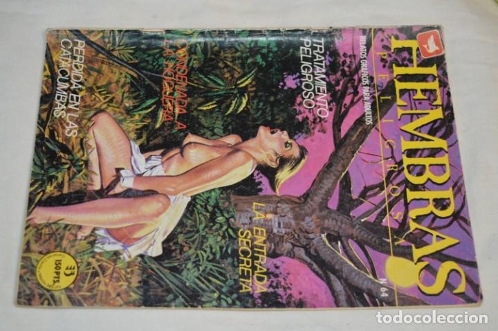 Cómics: 5 Revistas variadas COMICS - ERÓTICO / RELATOS GRÁFICOS PARA ADULTOS / Finales años 80 - ¡Mira! - Foto 4 - 226490010
