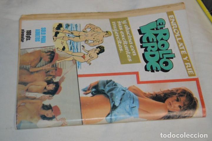 Cómics: 5 Revistas variadas COMICS - ERÓTICO / RELATOS GRÁFICOS PARA ADULTOS / Finales años 80 - ¡Mira! - Foto 7 - 226490010