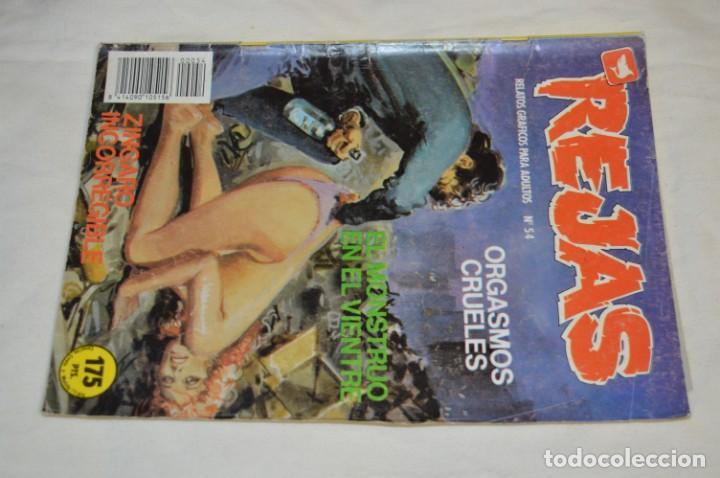 Cómics: 5 Revistas variadas COMICS - ERÓTICO / RELATOS GRÁFICOS PARA ADULTOS / Finales años 80 - ¡Mira! - Foto 10 - 226490010