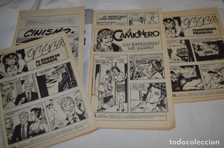 Cómics: 5 Revistas variadas COMICS - ERÓTICO / RELATOS GRÁFICOS PARA ADULTOS / Finales años 80 - ¡Mira! - Foto 12 - 226490010