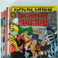 Cómics: ESCUADRÓN SUICIDA PUBLICADO POR ZINCO - JOHN OSTRANDER / LUKE MCDONNEL. Lote 226505011