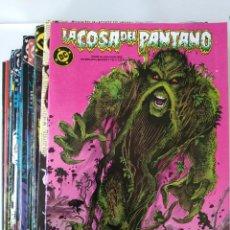 Cómics: LA COSA DEL PANTANO (LOTE ZINCO) - ALAN MOORE / JOHN TOTTLEBEN. Lote 226505014