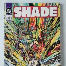 Cómics: SHADE 1 Y 2 (COMPLETA ZINCO) - PETER MILLIGAN / CHRIS BACHALO. Lote 226505037