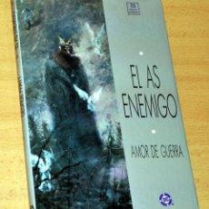Cómics: EL AS ENEMIGO - AMOR DE GUERRA - POR GEORGE PRATT - EDICIONES ZINCO - DC CÓMICS - AÑO 1990.. Lote 226779192