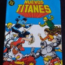 Cómics: NUEVOS TITANES 38-39-40-41-42 EN UN TOMO. Lote 226791345