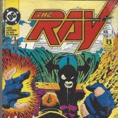 Comics: THE RAY - COMPLETA - 6 NºS - JOE QUESADA - PERFECTO ESTADO. Lote 226793305