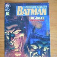 Comics: BATMAN - LA SOMBRA DEL MURCIELAGO Nº 1 - DC - ZINCO (6P). Lote 226980890
