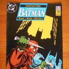 Comics: BATMAN VOLUMEN 2 Nº 35 - DC - ZINCO (6P). Lote 226984615