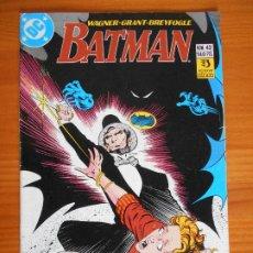 Comics: BATMAN Nº 42 - DC - ZINCO (6P). Lote 226985214