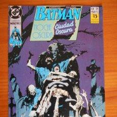 Comics: BATMAN Nº 51 - DC - ZINCO (6P). Lote 226997330
