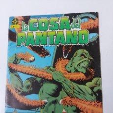 Cómics: LA COSA DEL PANTANO 6. Lote 227078817