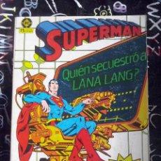 Comics: ZINCO - SUPERMAN VOL.1 RETAPADO NUM. 7 CON LOS NUM. 31 AL 34 . MUYY BUEN ESTADO. Lote 227143965