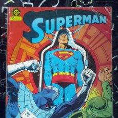 Cómics: ZINCO - SUPERMAN VOL.1 RETAPADO NUM. 8 CON LOS NUM. 35 AL 38 ( ULTIMO ) . BUEN ESTADO. Lote 227144345