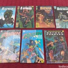 Cómics: BATMAN ESPECIAL, ROBIN 3000, BATMAN FOREVER, DC EDICIONES ZINCO/SUPER HEROE/MURCIÉLAGO/JOKER/. Lote 227193560