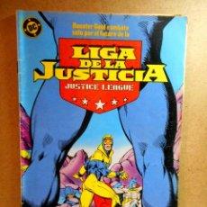 Cómics: LIGA DE LA JUSTICIA Nº 4 : CON LOS TRIUNFOS EN LA MANO ( ZINCO ). Lote 227468960
