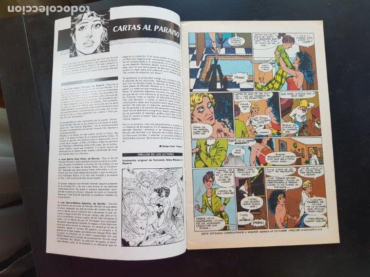 Cómics: LOTE 26 TEBEOS / CÓMIC NUEVOS WONDER WOMAN DC ZINCO LA MUJER MARAVILLA 1989 - Foto 8 - 227827620