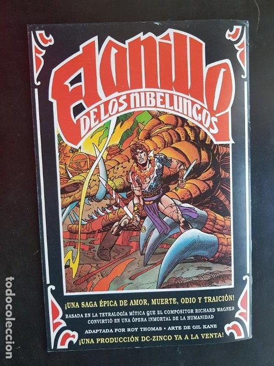 Cómics: LOTE 26 TEBEOS / CÓMIC NUEVOS WONDER WOMAN DC ZINCO LA MUJER MARAVILLA 1989 - Foto 10 - 227827620