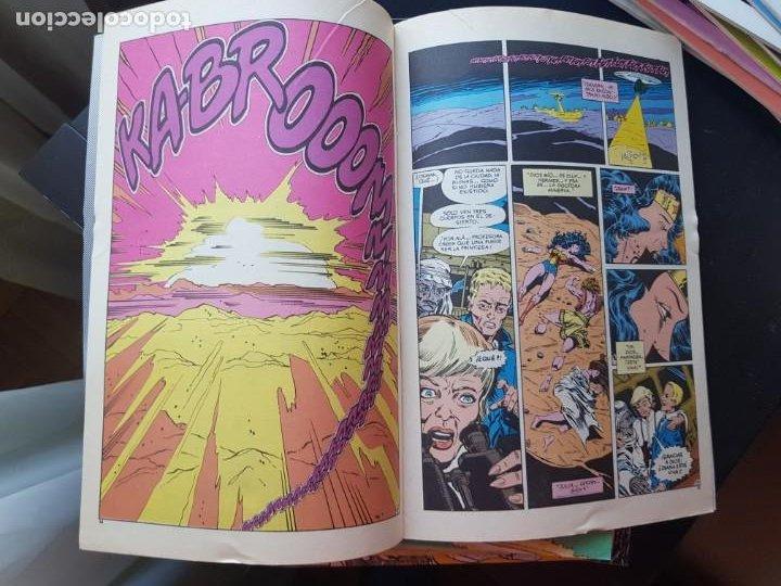 Cómics: LOTE 26 TEBEOS / CÓMIC NUEVOS WONDER WOMAN DC ZINCO LA MUJER MARAVILLA 1989 - Foto 19 - 227827620