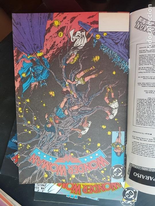 Cómics: LOTE 26 TEBEOS / CÓMIC NUEVOS WONDER WOMAN DC ZINCO LA MUJER MARAVILLA 1989 - Foto 25 - 227827620