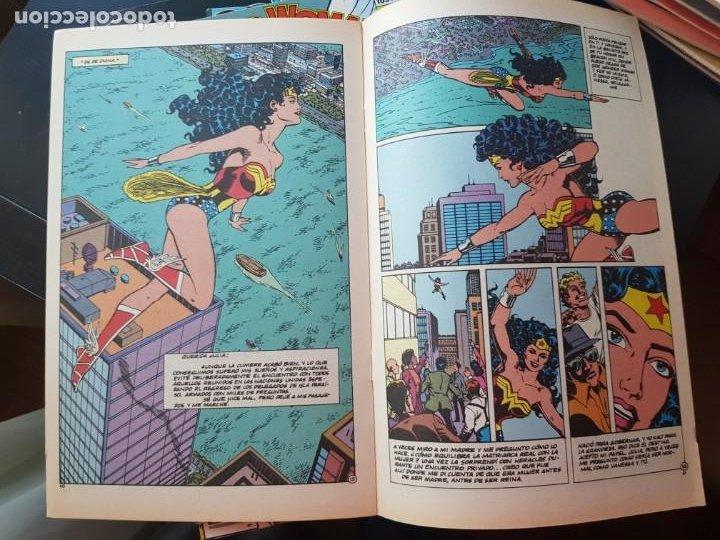 Cómics: LOTE 26 TEBEOS / CÓMIC NUEVOS WONDER WOMAN DC ZINCO LA MUJER MARAVILLA 1989 - Foto 26 - 227827620