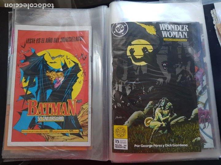 Cómics: LOTE 26 TEBEOS / CÓMIC NUEVOS WONDER WOMAN DC ZINCO LA MUJER MARAVILLA 1989 - Foto 41 - 227827620